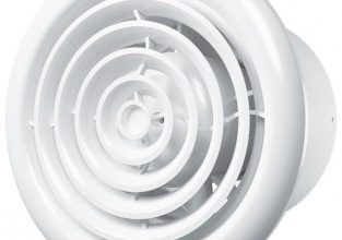10 лучших вентиляторов для ванной — Рейтинг 2021 года (Топ 10)
